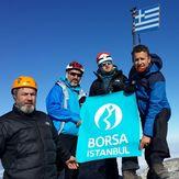 Abdullah Kalkan and Borsa, Turkey, Mount Olympus