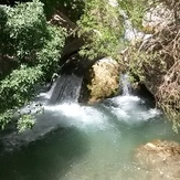 naser ramezani Margon water fall, Dena