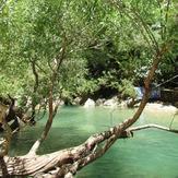 naser ramezani Margon water fall, Dena
