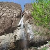 naser ramezani Semirom water fall, Dena