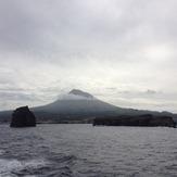 Pico mountain, Azores, Portugal, Montanha do Pico