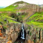 Naser Ramezani Chalachokhor Waterfall, سبلان
