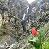 Naser Ramezani Chalachokhor Waterfall, Shaho