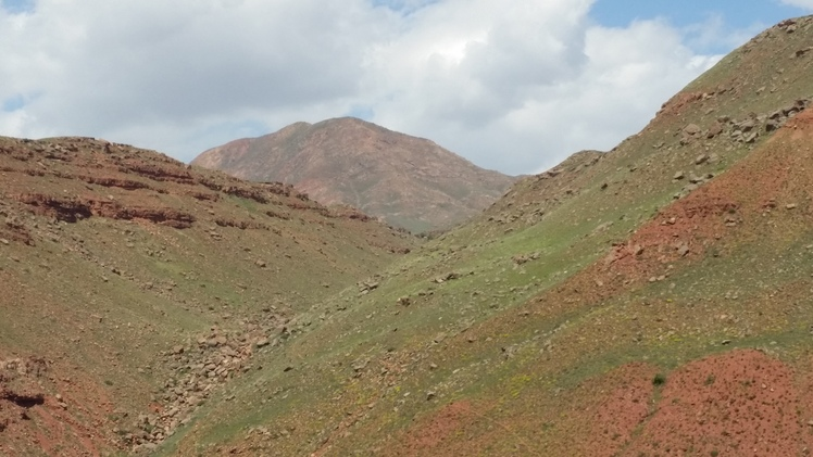 "Dand from ""Alushudan"" valley, Eynali"