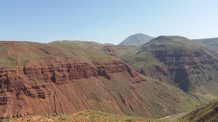 Panther valley (Palah darresi) to Dand, Eynali