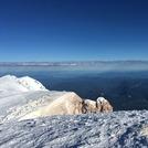 Mt .Hood summit looking NW