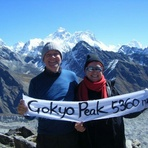 On our way to Mt Everest Base Camp Oct 2013, Mount Everest