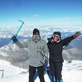Elbrus Zirvesi, Mount Elbrus