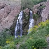 Naser Ramezani: Shirabad Waterfall, Touchal