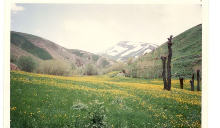 Ligvan Valley, Sahand