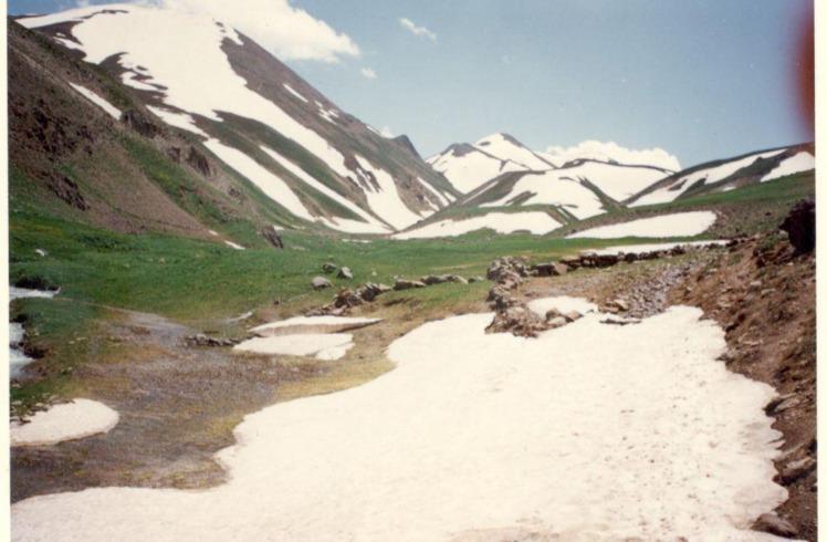 Ligvan Valley, Sahand