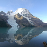 Berg Lake, Mount Robson