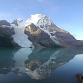 Berg Lake, Mount Robson