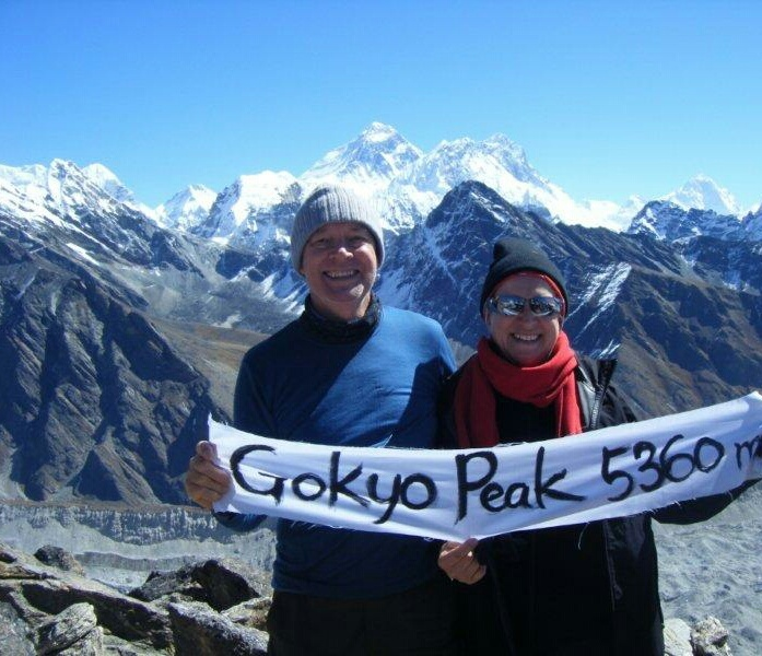 Gokyo Ri weather