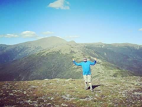 Top of Pierce, Mount Pierce