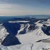 Top of Mt Ngauruhoe, Mount Ngauruhoe