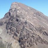 Azad kooh peak, Azad Kuh or Shah-zaade Kaj Gardan