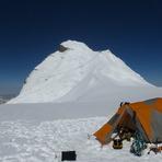 Mt Nun from Nun Kun icefield