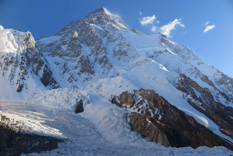 K2 Mountain Map K2 Mountain Info...