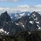 Hozomeen Mountain