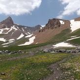 Menar peak, Alam Kuh or Alum Kooh