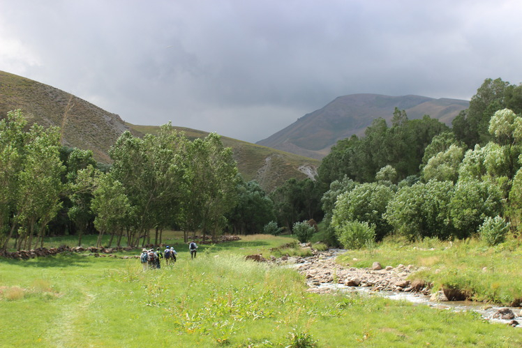 ispralhon Valley(sahand)