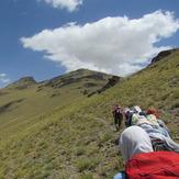 Naser Ramezani Mount Belgheys, Takhte Soleyman