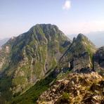 Pisanino from Contrario, Monte Pisanino
