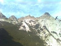 Pisanino from the South, Monte Pisanino photo