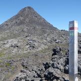 The last 120 m, Montanha do Pico