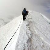 Illimani summit push