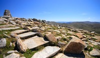 Mt Kosciuszko climb, Mount Kosciusko photo