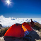 Photo by Satya Budi Trekking Rinjani