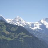 Eiger-Mönch-Jungfrau, Monch