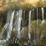 Naser Ramezani: Shevi Waterfall, Sanboran or Oshtoran Kooh