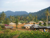 Bisoro Balue, a village in the Rumpi Hills photo