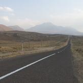Shabil road, Sabalan