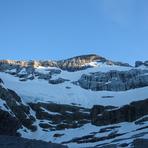 Monte Perdido north face