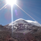 Catabatic winds, Chimborazo