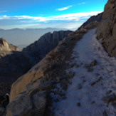 Switchbacks, Mount Whitney