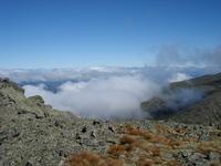 Above the clouds on Mt. Jefferson 9-15-2016, Mt Jefferson photo