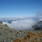 Above the clouds on Mt. Jefferson 9-15-2016, Mt Jefferson