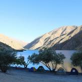 Naser Ramezani: Gahar Lake, سن بران