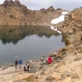 Mount Sabalan Lake