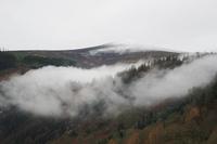 Clouds on Djouce photo
