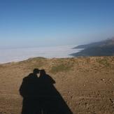 Above clouds, دماوند