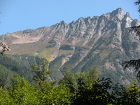 South side of Mix Up Peak, Mix-up Peak photo