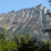 South side of Mix Up Peak, Mix-up Peak