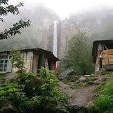 Laton waterfall (Spinas forest) - Naser Ramezani, سبلان