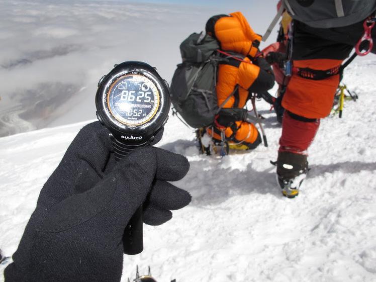 K2 weather
